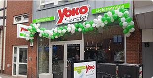 Yoko Sushi Restaurant Bergedorf
