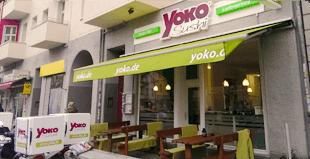 Yoko Sushi Prenzlauer Berg, südl. Weissensee