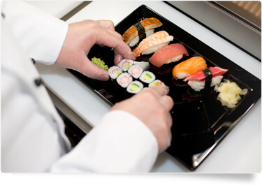 Yoko Sushi Ausbildung warum bei Yoko lernen